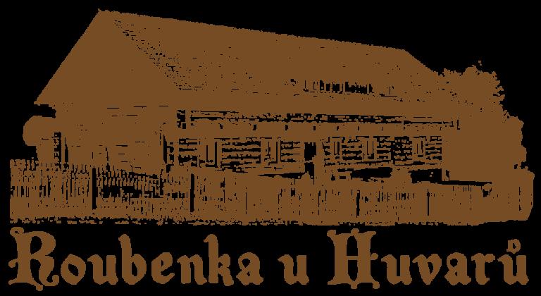 Logo Roubenka u Huvarů